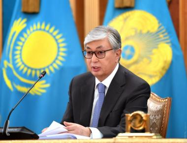 70.76% of voters cast their ballots for Kassym-Jomart Tokayev - CEC