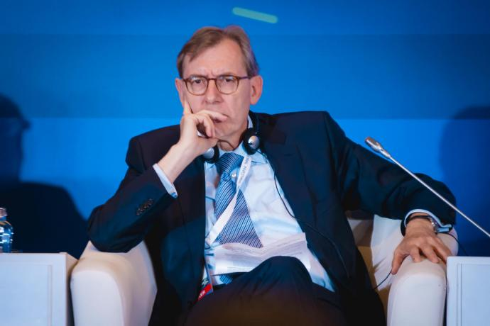 "Hans-Paul Buerkner: ""It is important that people see their future in Kazakhstan"""